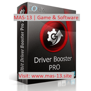 Download Driver Booster Pro 6.4 Full Crack