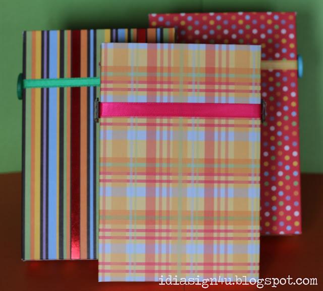 DIY Birthday Card | Book For Birthday Keepsakes by ilovedoingallthingscrafty.com