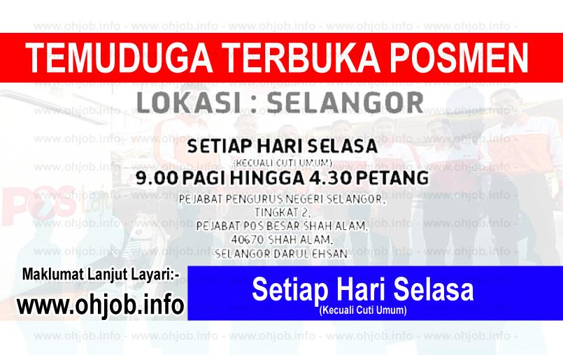 Jawatan Kerja Kosong Pos Malaysia logo www.ohjob.info november 2016