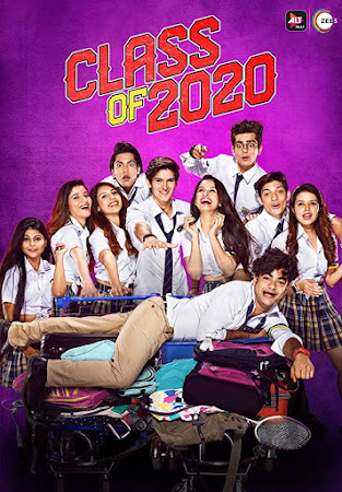 Poster Of Class of Season 02 2020 Watch Online Free Download