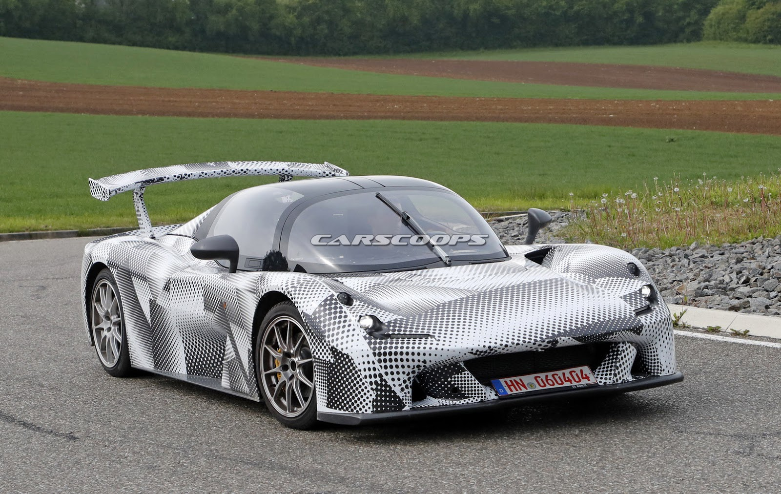 Dallara S New Supercar Shaping Up To Be The Stuff Of