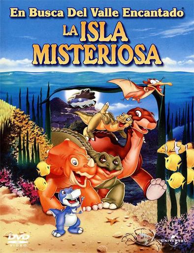 ver En busca del valle encantado 5: La isla misteriosa (1997) Online