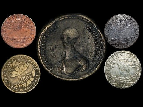 Egyptian Man Found Coins Possibly Used by Aliens