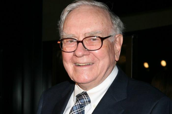 Be passionate (Warren Buffett)