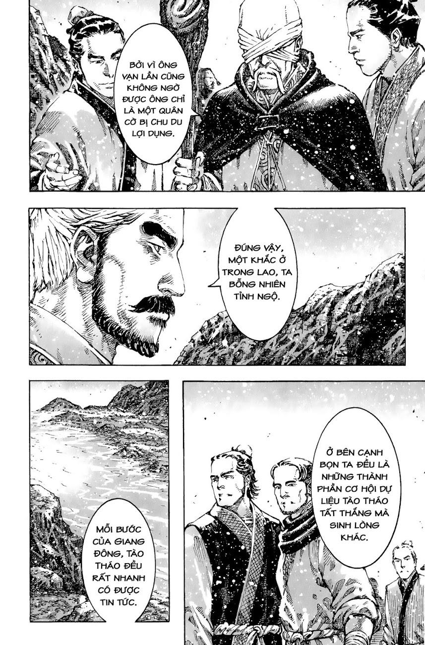 Hỏa phụng liêu nguyên Chương 423: Kế mưu chân tướng [Remake] trang 16