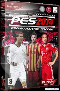 Download Game PES 2014 Full Crack - Tải Pro Evolution Soccer 2014