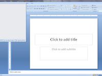 Mengenal 9 Menu Office Button Microsoft Office Power Point