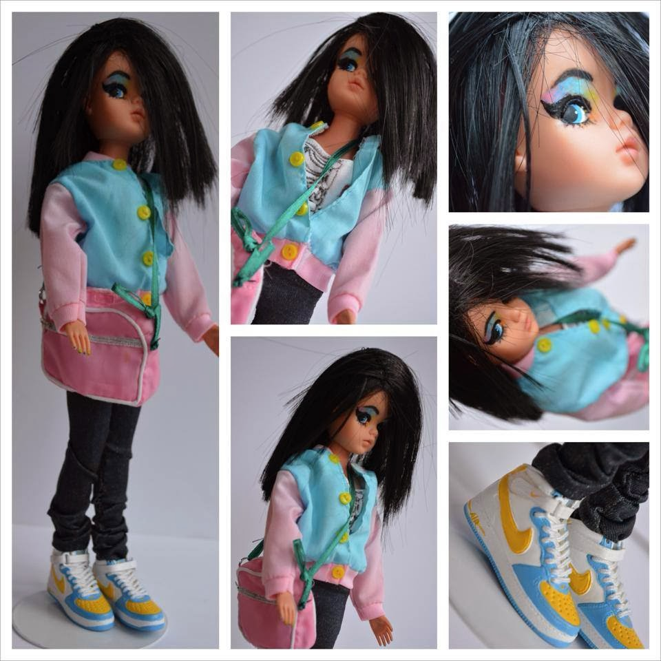 50th anniversary Sindy by Jessica Powell