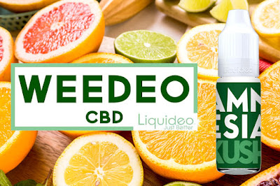 weedeo eliquide CBD