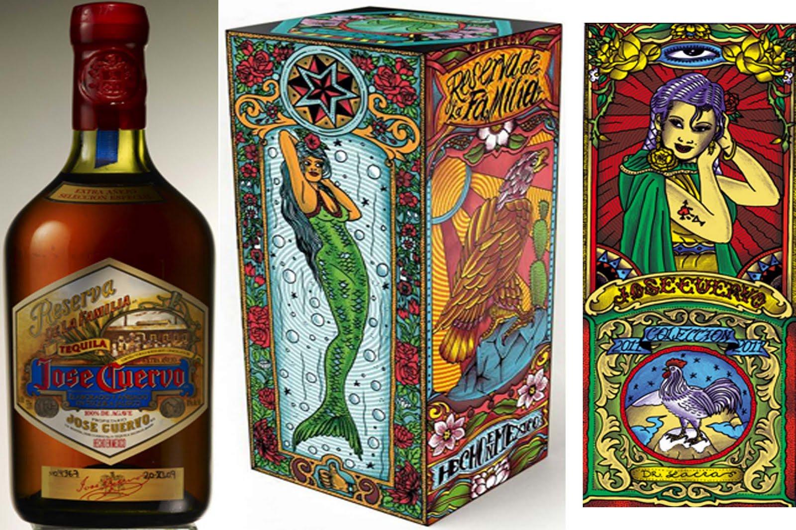 Jos 233 Cuervo Y Su Tequila Reserva De La Familia