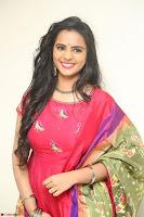 Manasa in Pink Salwar At Fashion Designer Son of Ladies Tailor Press Meet Pics ~  Exclusive 70.JPG