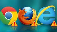 Principali opzioni di Chrome, Firefox e Internet Explorer da modificare
