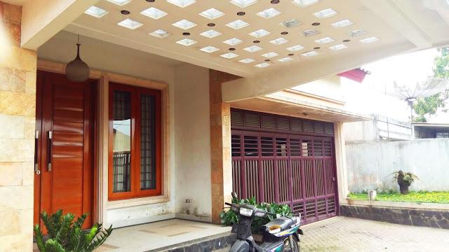 Tampak Depan Samping Dari Dalam Rumah Mewah Modern Di Jalan Kemiri II Simpang Limun Medan Sumatera Utara - 0812 8383 8397