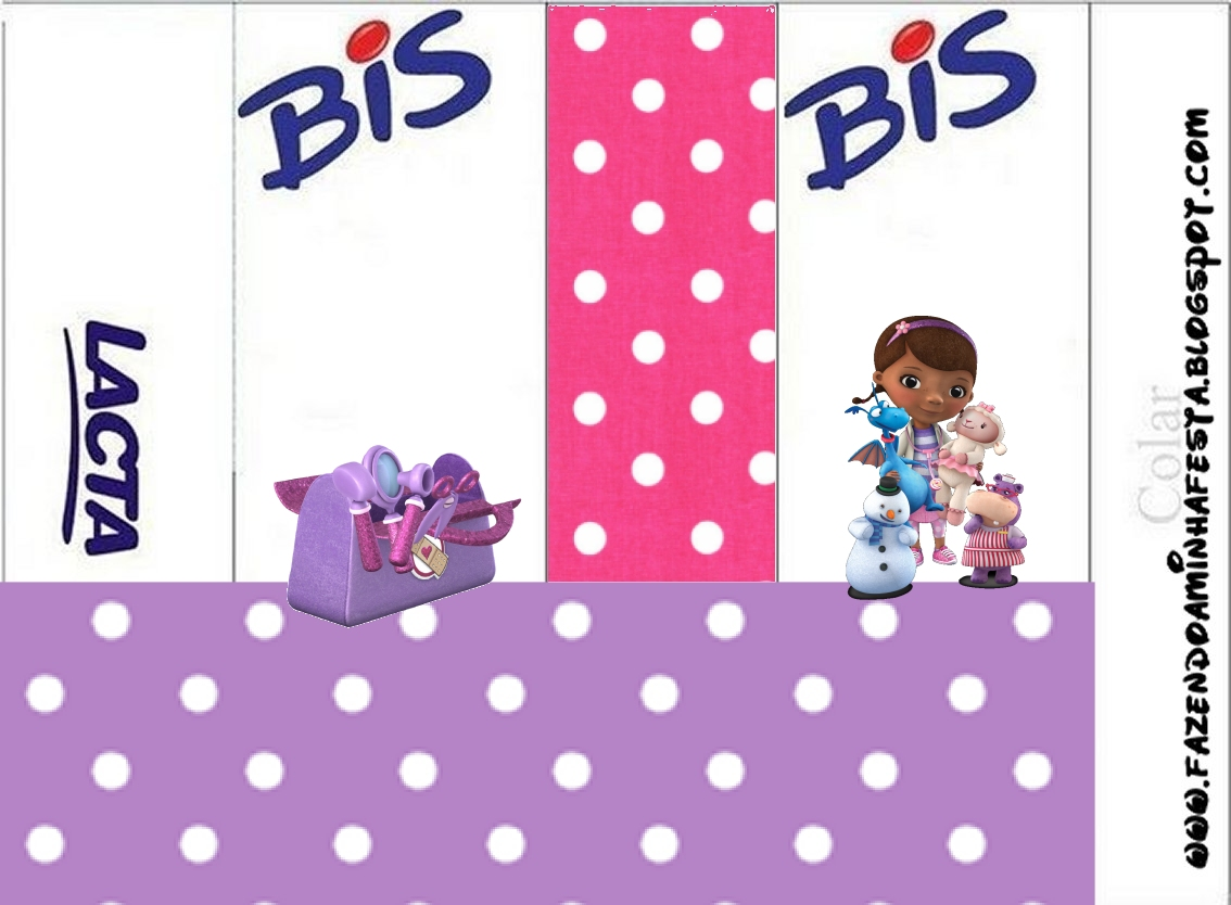 This is a graphic of Divine Doc Mcstuffins Free Printables