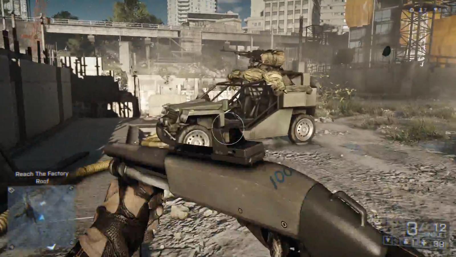 Free Key for Battlefield 4