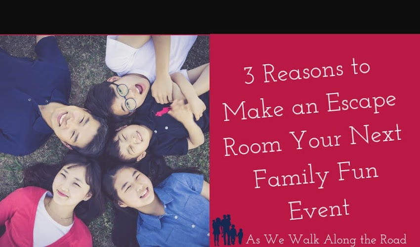 3 Educational Reasons to Make an Escape Room Your Next Family Fun Event
