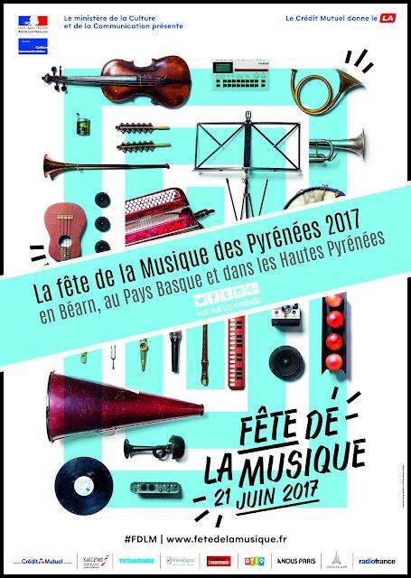 La fête de la Musique des Pyrénées 2017