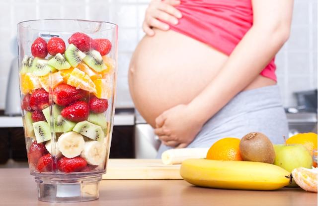Buah-buahan ini yang bagus untuk ibu hamil
