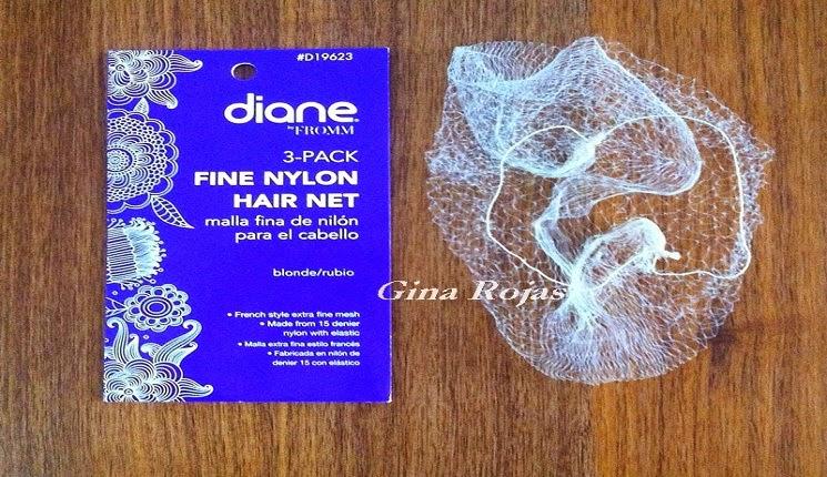 Diane Fine Nylon Hair Nets
