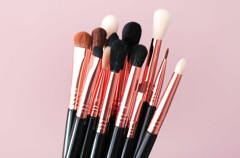 Sigma Beauty Ultimate Copper Eye Brush Set blog review