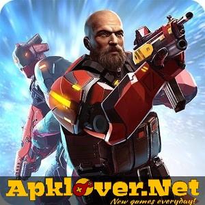 Shadowgun Legends MOD APK unlimited ammo