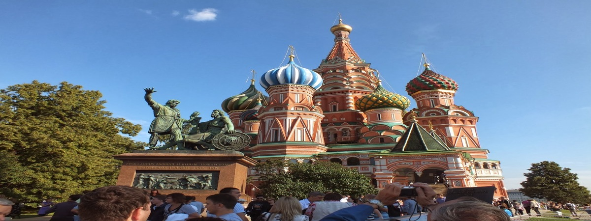 ¿Te gustaría visitar la Plaza Roja de Moscú? Aquí toda la info