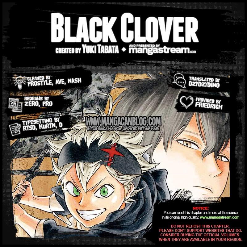 Black Clover Chapter 123-2