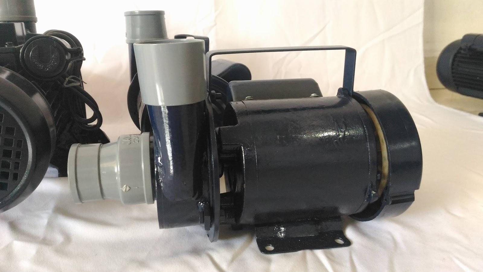 Pompa Air Modifikasi JET250 Dengan Debit Air Super Besar ...