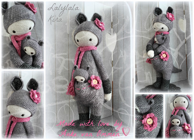 Crochet Of Joy Lalylala Kira