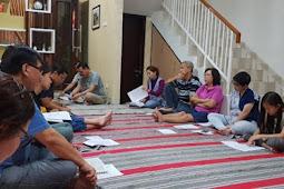 Pertemuan & Ibadat Go Kitab Suci Lingkungan (GoKil) di Lingkungan St Felisitas 2