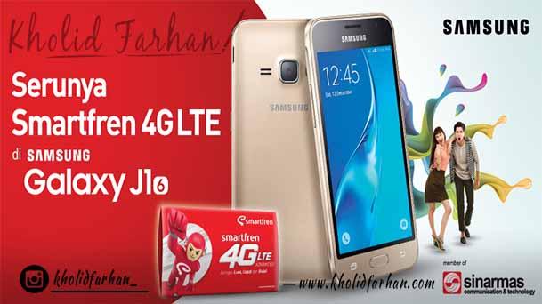 Paketan Murah Unlimited Smartfren 4G LTE