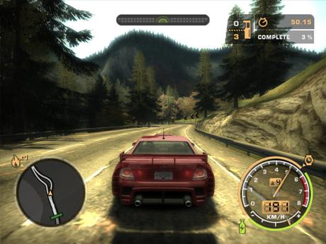 Need for Speed Most Wanted Screenshot PC