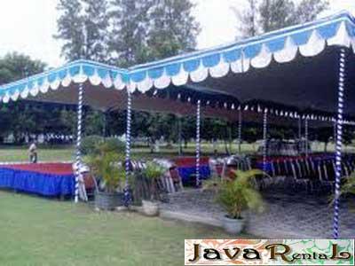 Sewa Tenda Plafon - Jakarta