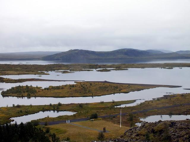 viaje en coche por Círculo Dorado Islandia