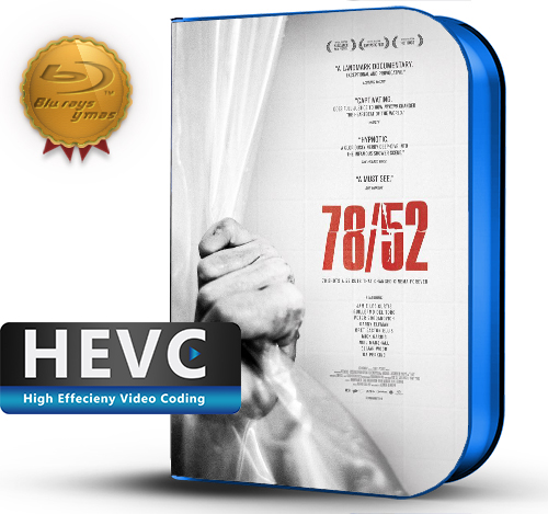 78/52 (2017) 1080P HEVC-8Bits BDRip Ingles (Subt.Esp)(Documental)