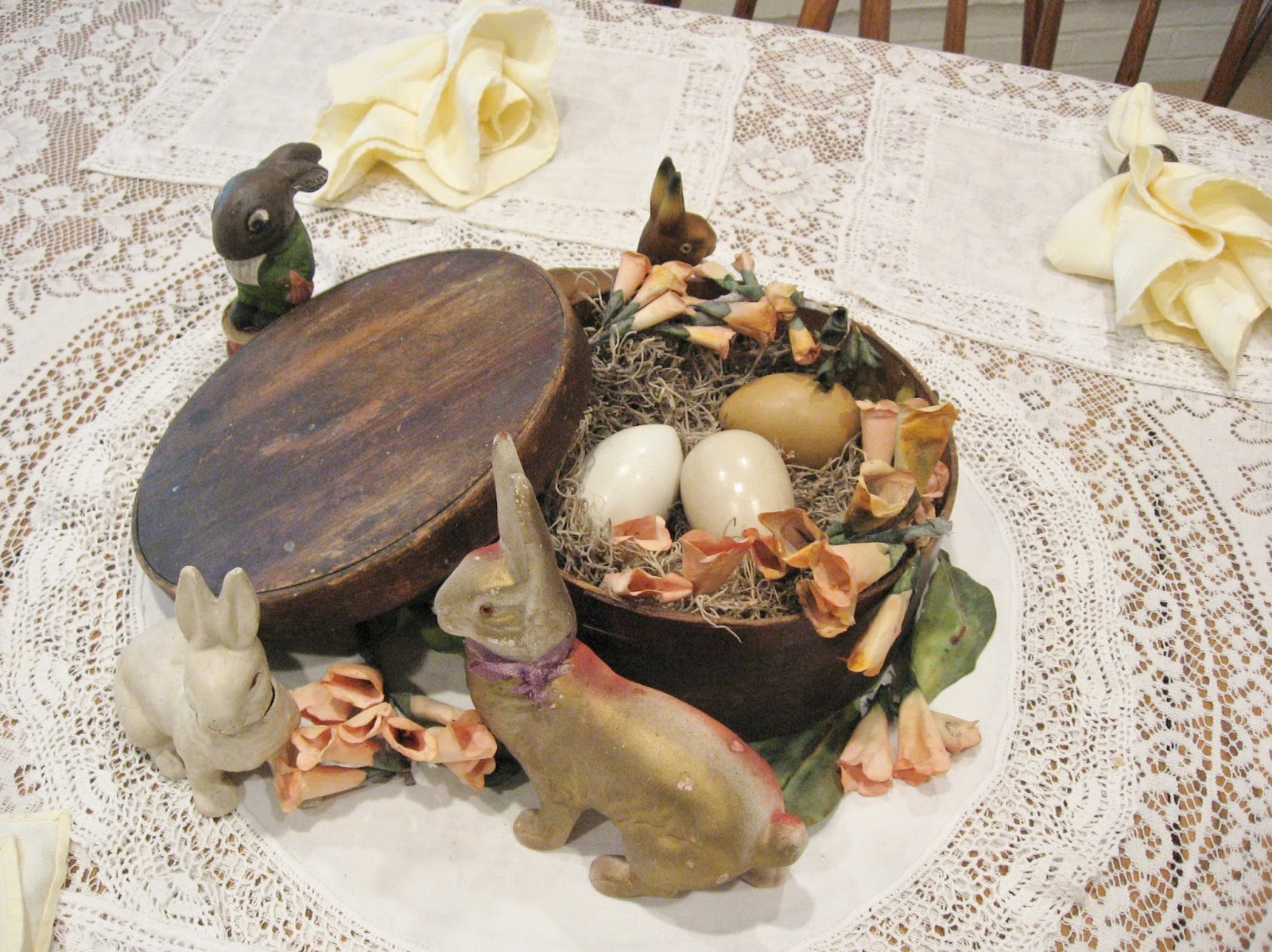 Antique Easter Decorations eBay