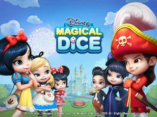 Disney Magical Dice Apk Terbaru Android