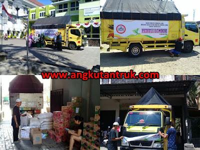 Sewa Truk Surabaya Makassar Palu