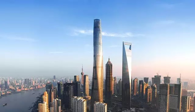 Ο ουρανοξύστης των 127 ορόφων που περιστρέφεται γύρω από έναν άξονα! Το αρχιτεκτονικό θαύμα με ύψος 630 μέτρα