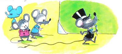 el ratoncito valiente fabula