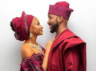 BankyW weds Adesua Etomi
