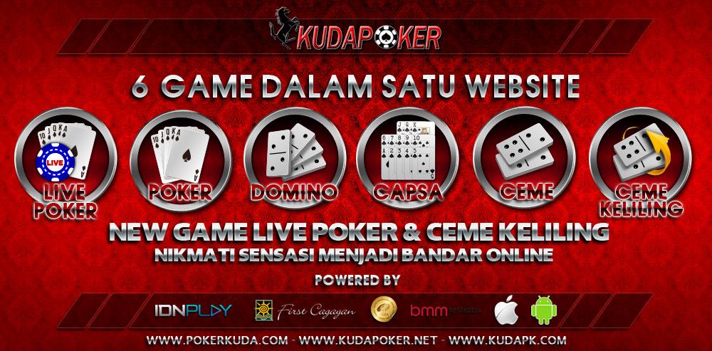 kudapoker.net agen poker online