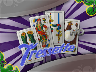 -GAME-Tressette HD per iPad.