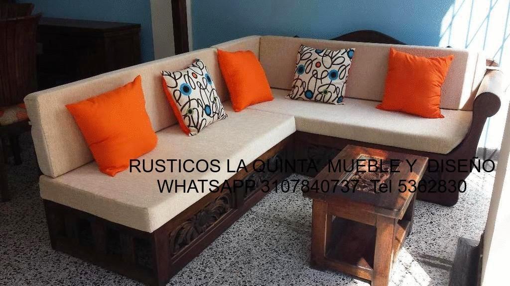 Muebles Rusticos La Quinta Mueble Y Diseno - Fotos-muebles-rusticos