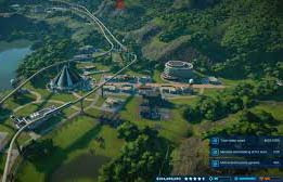 Free Download Jurassic World Evolution PC Game