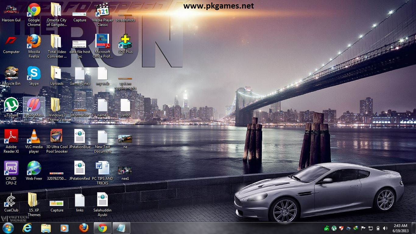 Need For Speed Theme For Windows 7 Free Download Free Pc
