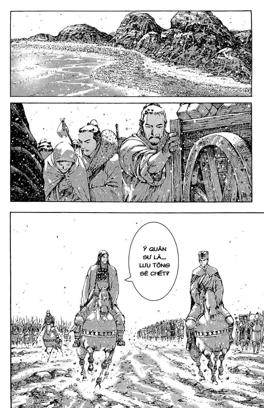Hỏa phụng liêu nguyên Chương 385: Trí giả ám lộ [Remake] trang 16