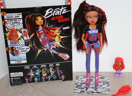 Bratz Action Heroez Doll Review And Giveaway Planet Weidknecht Fascinating Bratz Sewing Machine Reviews