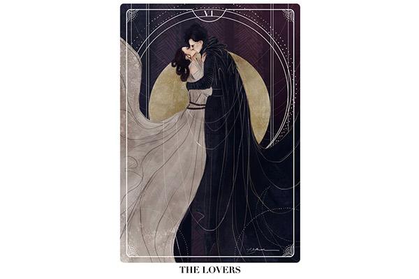 таро карти любовниците