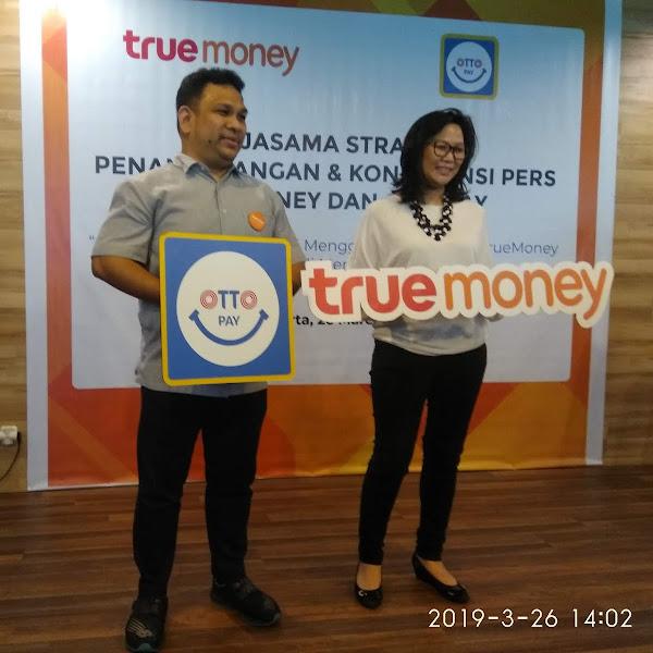 Transaksi Mudah dan Aman dengan Aplikasi TrueMoney di Merchant OttoPay
